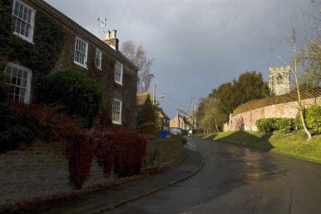 Church Street, Bainton, E Yorks