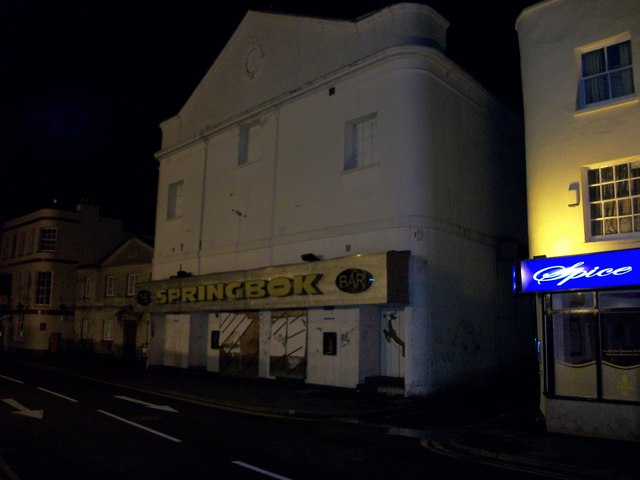 The Springbok Disused Nightclub