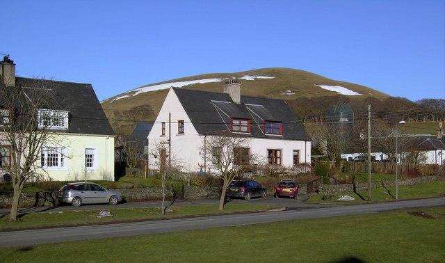 Housing at Skirling