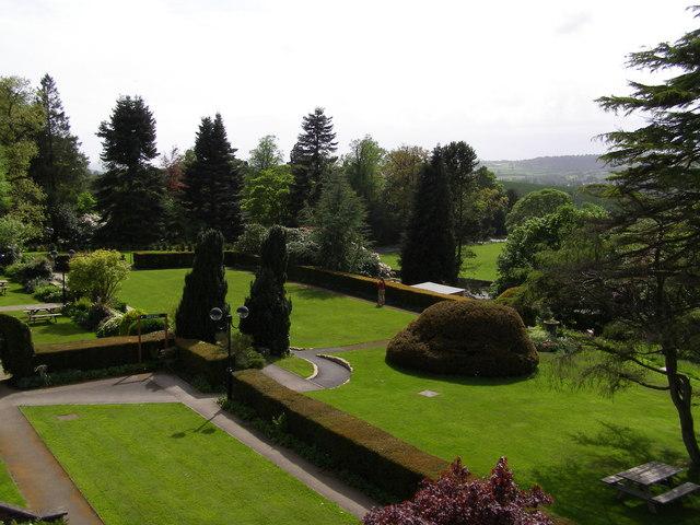 Kendal, Castle Green