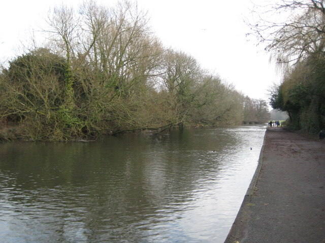 River Itchen in Swaythling