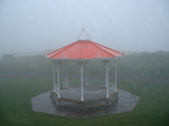 Bandstand, near St Andrews Golf Course