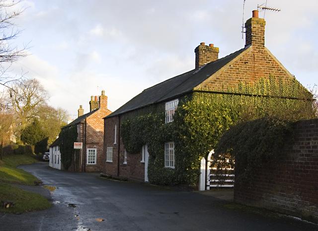 Butts Lane, Tibthorpe