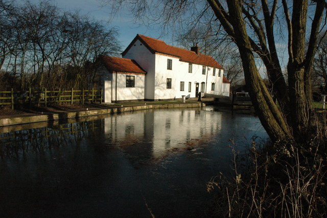 Lock Cottage Gringley
