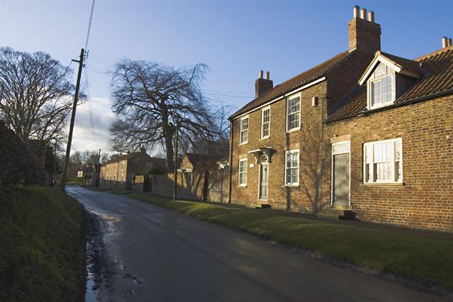Main Street, Tibthorpe