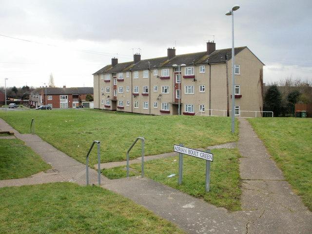 Adrian Boult Green, Alway, Newport