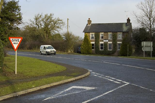 A164, Kirkburn