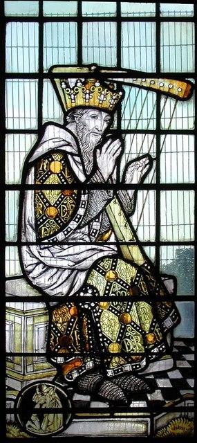 St Luke, Ramsden Road, London SW12 - Window