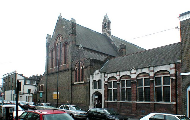 St Peter, Prescott Place, London SW4