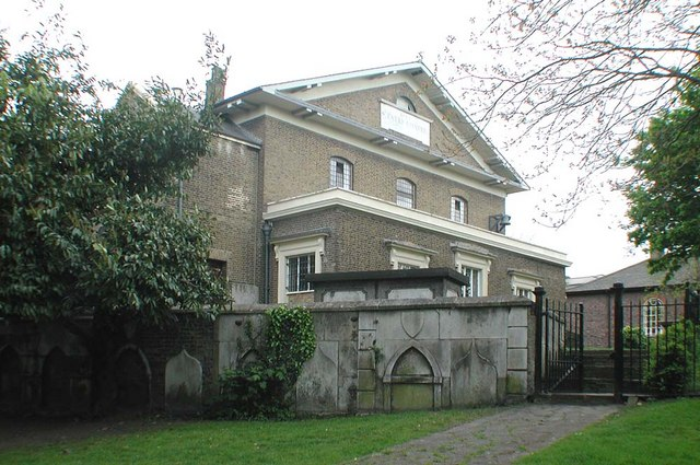 St Paul, Rectory Grove, London SW4