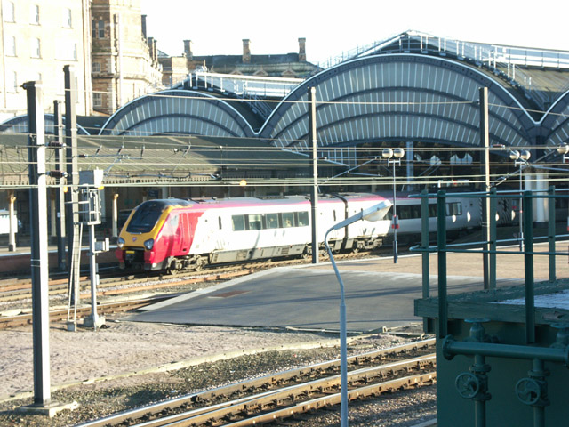 York station, north end