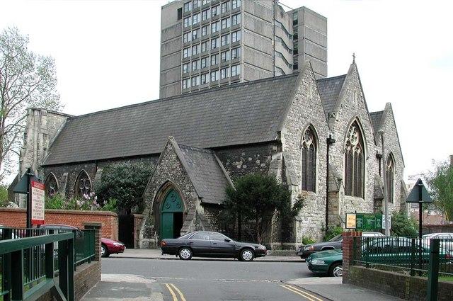 Christ Church, Union Grove, London SW8