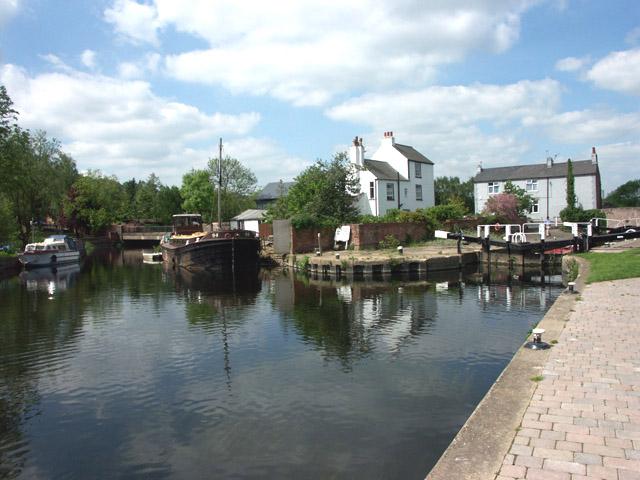 Mountsorrel Lock