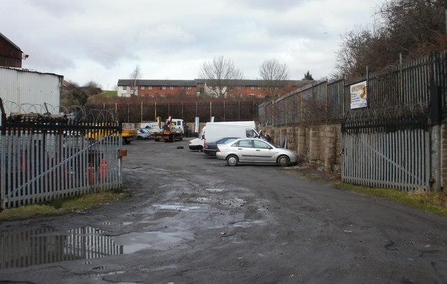 Bona's Scrap, Libeneth Road, Newport