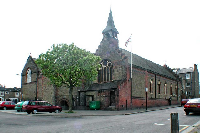 St Michael, Bolingbrooke Grove, London SW11