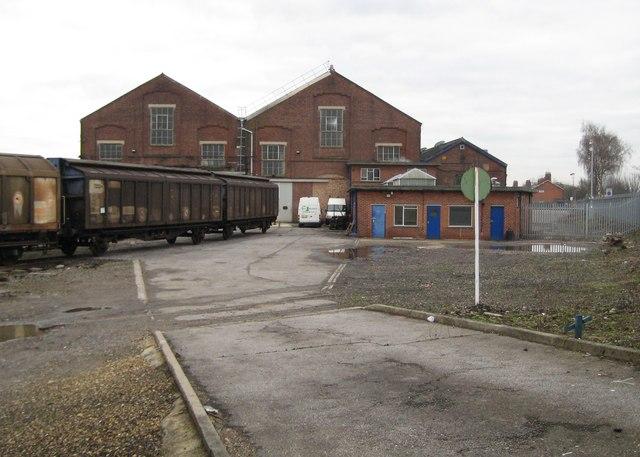 Eastleigh Railway Works
