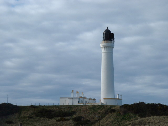 Covesea Lighthouse
