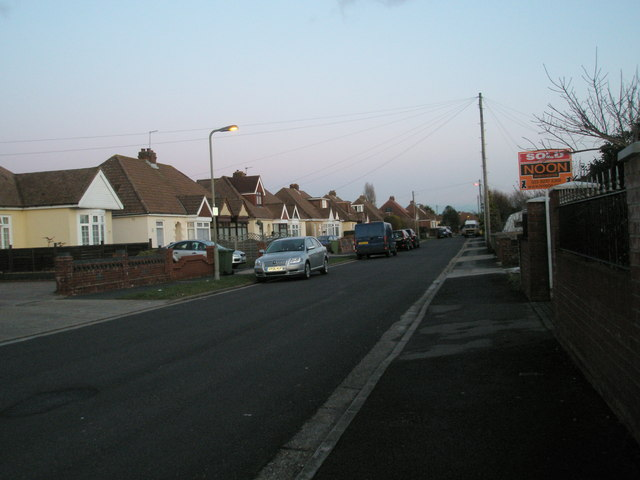 Lamppost in Carberry Drive
