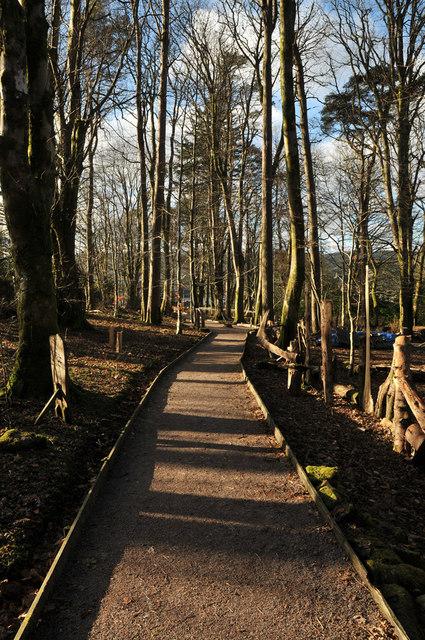 Blarbuie Woodland walk