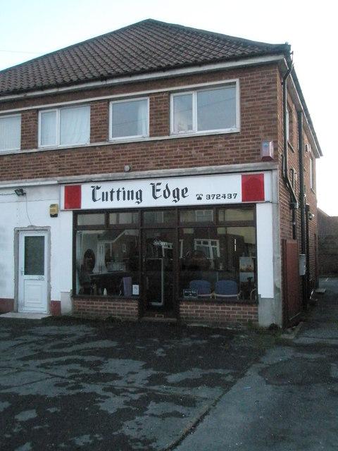 Cutting edge in White Hart Lane