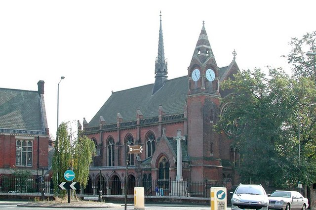 Highgate School Chapel, London N6