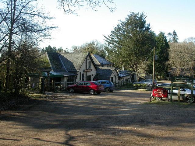 Linwood, High Corner Inn