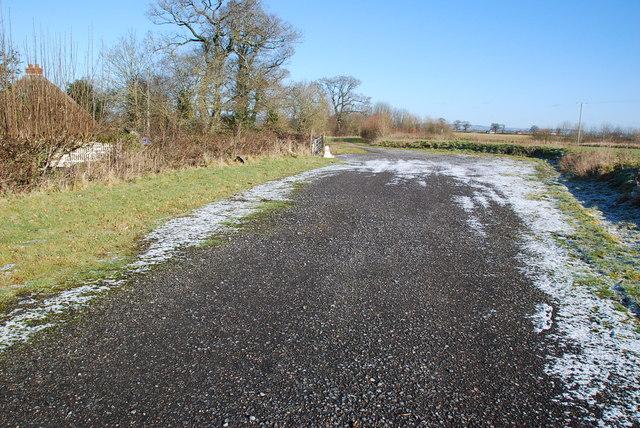 Westpoint perimeter track