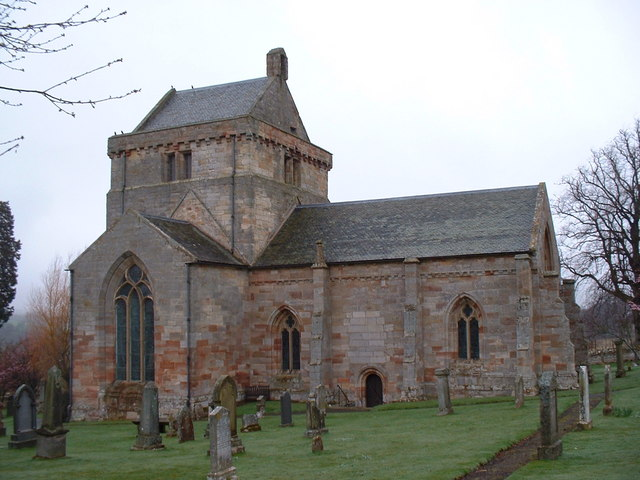 Crichton Church