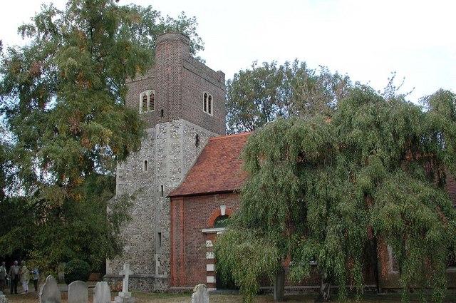 St Dunstan, Cranford Park