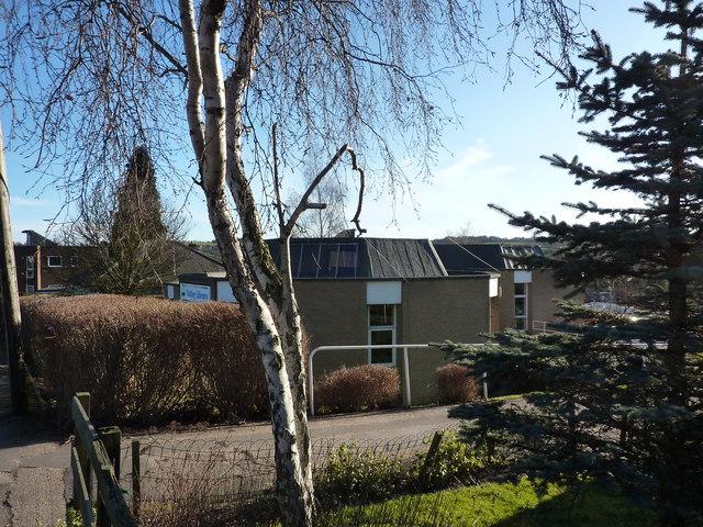 Totley Library, Baslow Road
