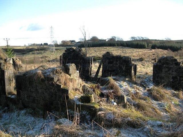 Shankend Farm (ruin)