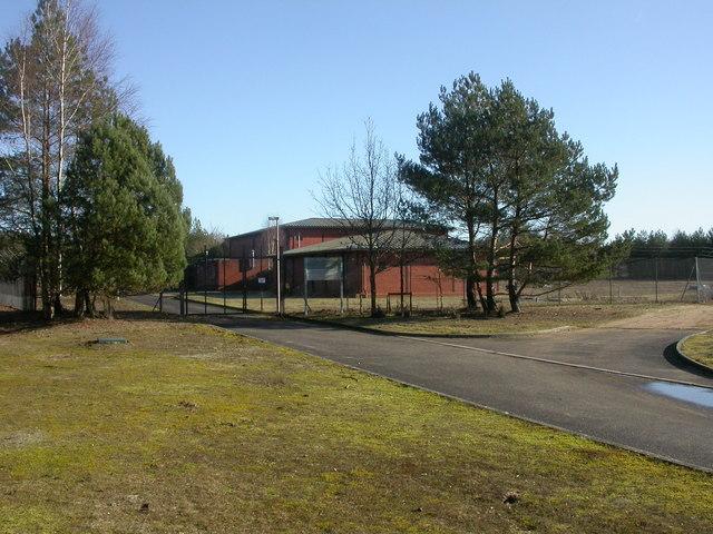 Ellingham, water treatment works