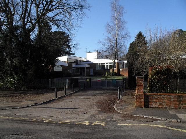 Shottermill Infant School in Lion Lane