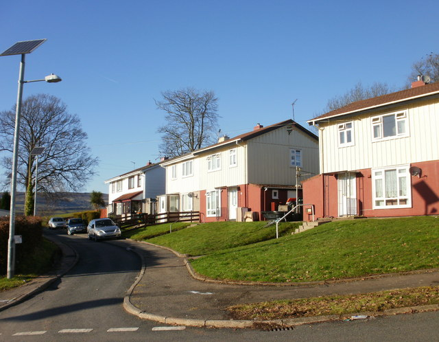 Rankine Close, Newport