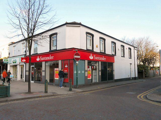 Santander (ex-Bradford & Bingley)