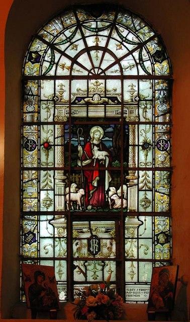 St Dunstan, Cranford Park - Window