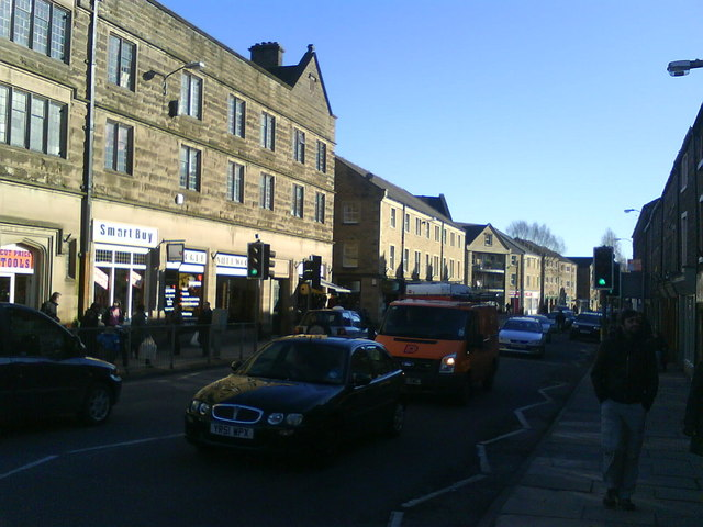 Matlock Street, Bakewell