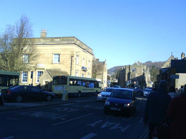 Bridge Street, Bakewell