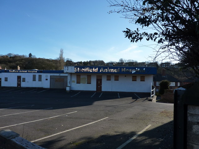 Sheffield Animal Hospital, Baslow Road