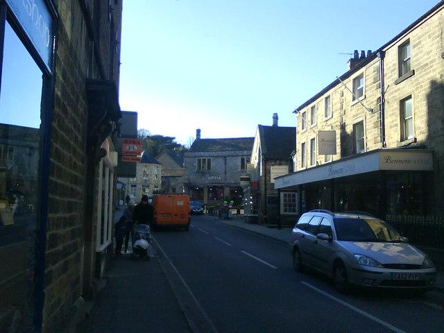 King Street, Bakewell