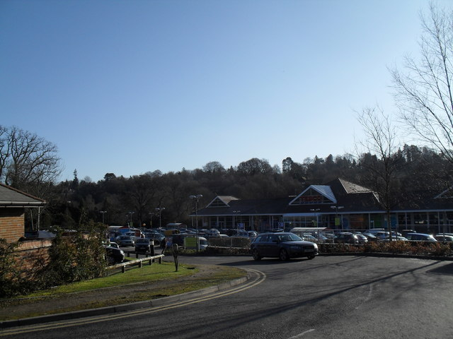 Tesco's at Shottermill
