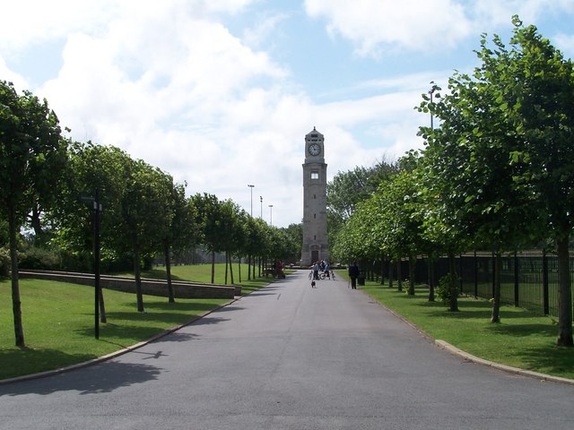 Clock Tower, Stanley Park, Blackpool