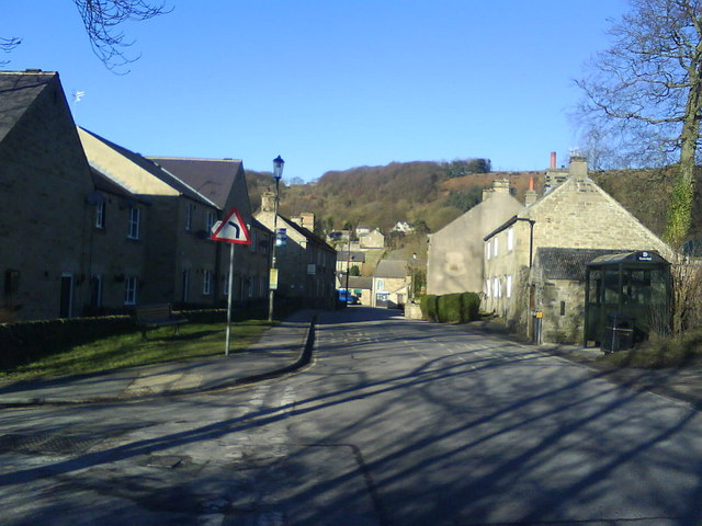 Church Street, Eyam