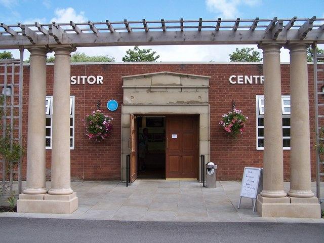 Visitor Centre, Stanley Park, Blackpool