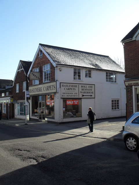 Haslemere Carpets in Weyhill