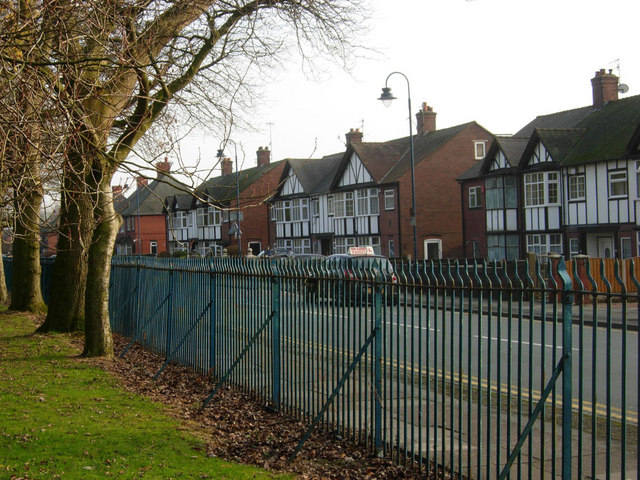 Avenue Road, Stoke-on-Trent