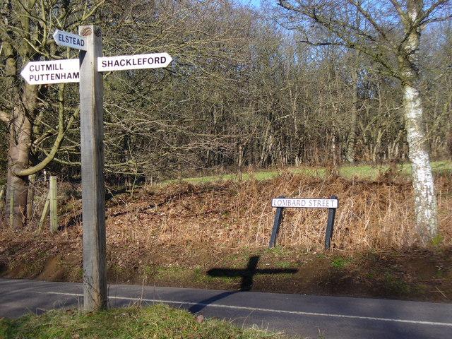 East of Gatwick