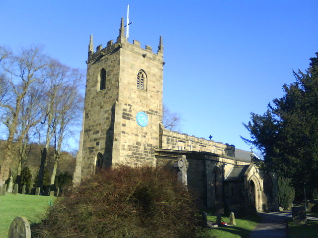 St Lawrence Parish Church, Eyam