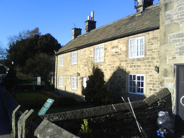 Rose Cottage, Eyam