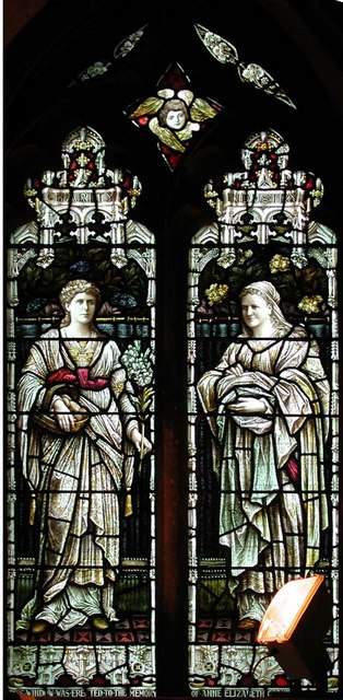 St Mary, Stanwell - Window